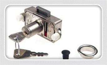 保险柜的圆孔钥匙丢了怎么办-电子保险柜开锁步骤图_如何开锁反锁室内防盗门-开锁简单技巧