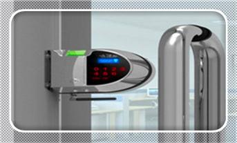 防盗门开锁神器视频方法-多少钱一次_安装门禁怎么预留线-门禁系统布线实物图
